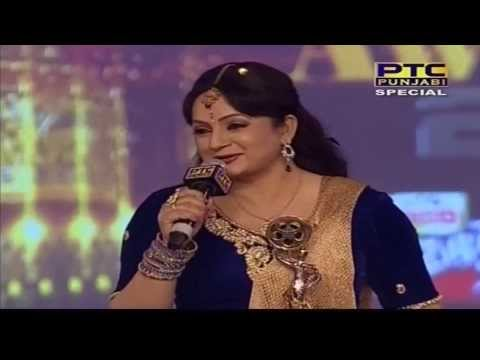 Best Supporting Actor & Actress Awards | Ptc Punjabi Film Awards 2014 video