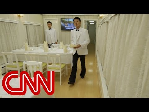 CNN reporter's surreal journey inside North Korea