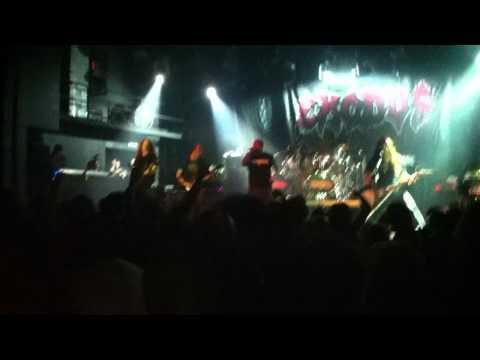 Exodus @ Hard Club 18-06-2012 - Portugal