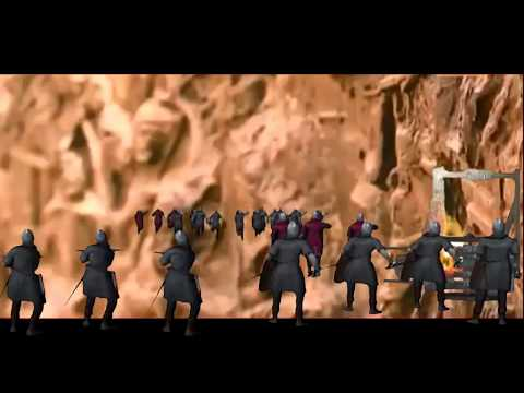 BATTLE OF KHANWA-1527 (GOLDEN FACTS PRODUCTION) BABUR VS RANA SANGA