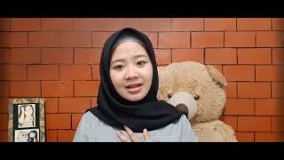 Maudy Ayunda Perahu Kertas By Salma Nabiilah