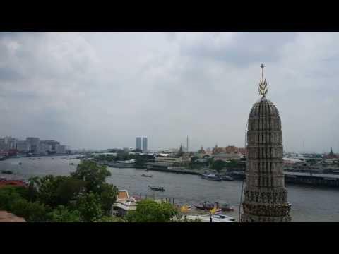 Samsung NX300 Video Sample : Wat Arunratchawararam, Bangkok , Thailand