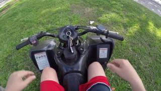 LONG wheelies ATV adventures #4??