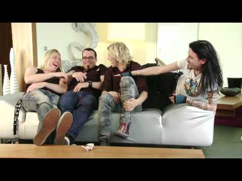 Apocalyptica - Paavo Long Hair - Interview