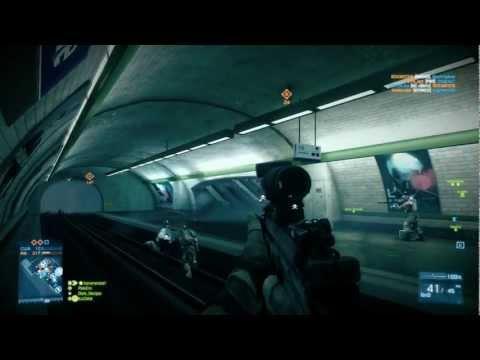 Sniper school Battlefield 3 ( Russian) Part V