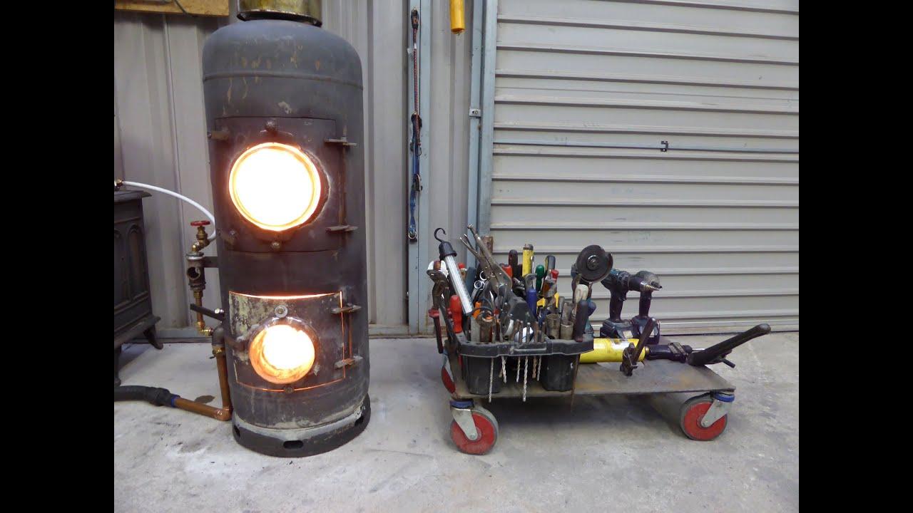 Waste Oil Heater Design Waste Oil Heater Super Quick
