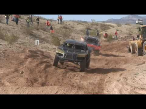 SCORE Laughlin Desert Challenge 2009 Off Road Race Trophy Truck