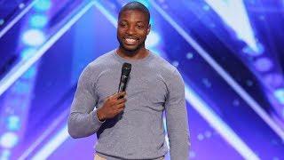 Preacher Lawson [Legendado PT-BR] - Got Talent | Comediante stand-up faz apresentação hilária.