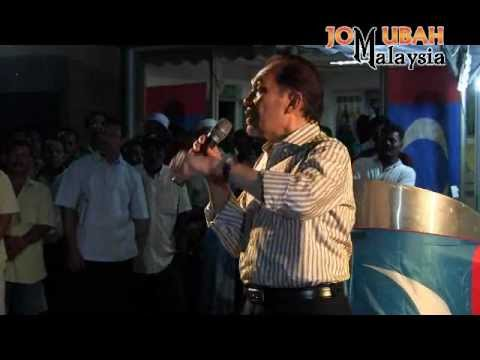 Anwar Ibrahim: Ceramah Perdana Langkap, Perak 2012.4.22