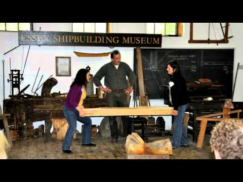 Essex Shipbuilding Museum - 2010 Year in Review