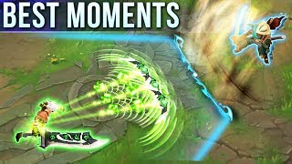 The Ultimate Outplays & Funny Compilation - League of Legends