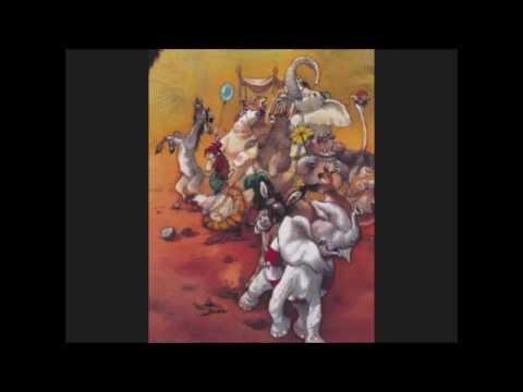 Karneval Der Tiere - Teil 1 Marko Simsa Erzähler / Doris Eisenburger Illustration