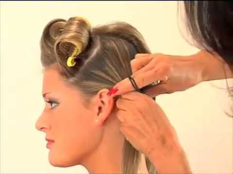 Wedding Red Carpet   Bridal Up Do (Part 1) in Dallas