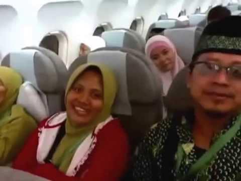 Youtube travel umroh menara suci surabaya