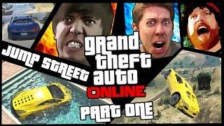 GTA 5 Online - Jump Street Playlist Part 1 [PS4]