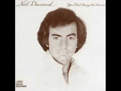 Neil Diamond - Forever in Blue Jeans (Stereo!) Video