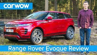 Range Rover Evoque SUV 2019 in-depth review on and off-road! | carwow reviews