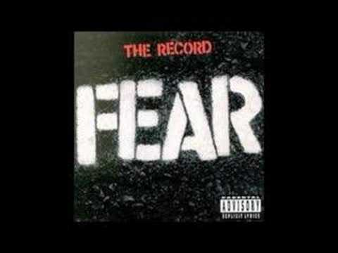 Fear - I Love Living In The City