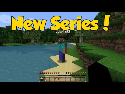 New Series! – Minecraft – EvoCraft – Ep. 0