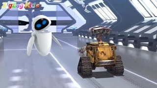 WALL·E | THE MOVIE Game Disney | Episode 9 | ZigZag Kids HD