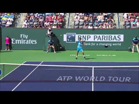 Sunday Highlights: 2015 BNP Paribas Open - ATP Indian Wells