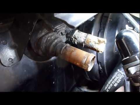 Audi A4 Heater Core Replace