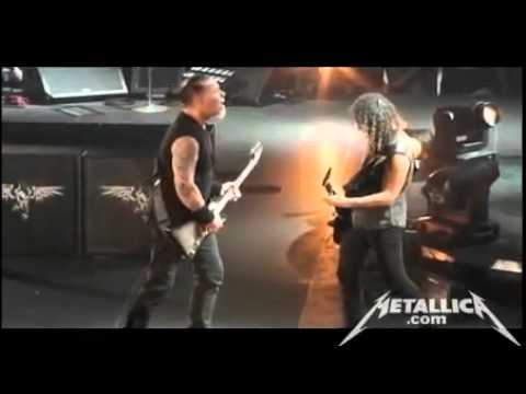 Metallica - Suicide & Redemption (Live @ Premiere, 2009)