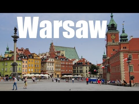 Visit Warsaw Travel Guide