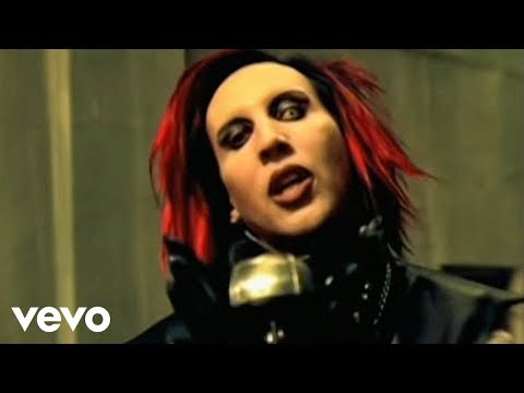 Marilyn Manson - Coma White video