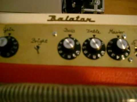 5 Watt Homemade DIY Tube Amplifier Demo Music Videos