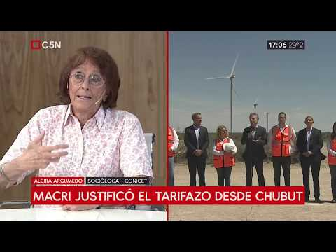 La herencia de Macri: Entrevista a Alcira Argumedo