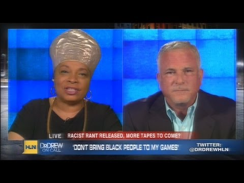 Miss Ali vs Frank Taaffe on Racist Comments of LA Clippers Owner Donald Sterling & His Ban From NBA