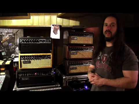 John Petrucci/Dream Theater Studio Rig Tour 2013