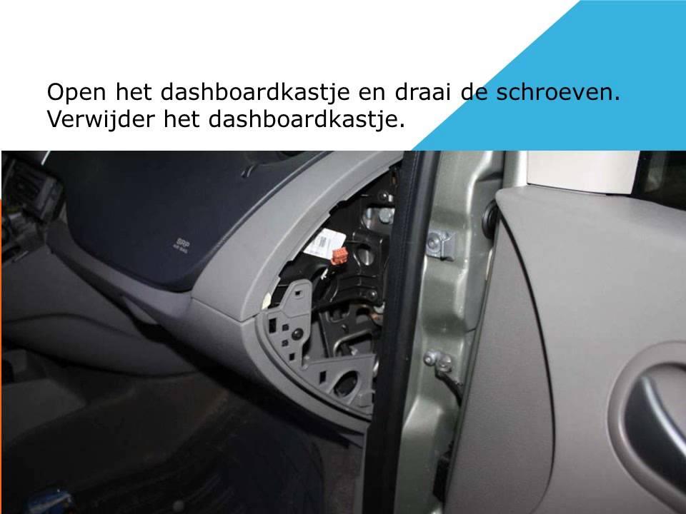 Renault Kangoo Interieurfilter Vervangen Pollenfilter
