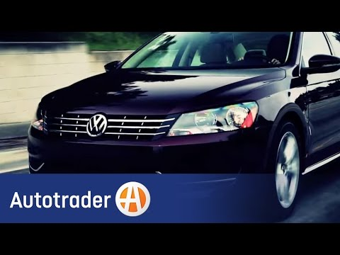 2012 Volkswagen Passat TDI - Sedan   5 Reasons to Buy   AutoTrader.com