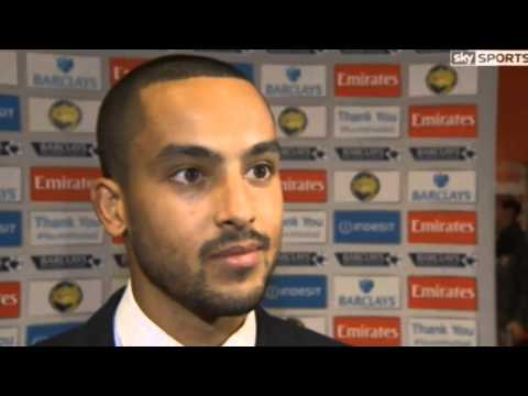 Arsenal 2 Southampton 0 : Theo Walcott Match Reaction & Comeback from Injury