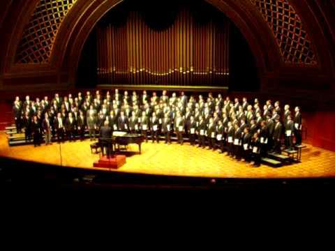 2010 UMMGC 150th Reunion - I Have Had Singing.avi