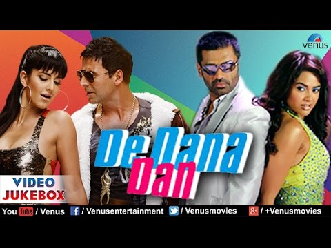De Dana Dan Video Jukebox | Akshay Kumar Katrina Kaif |