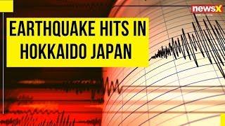 Japan: Earthquake of Magnitude 6.1 Hits Hokkaido  | Newsx