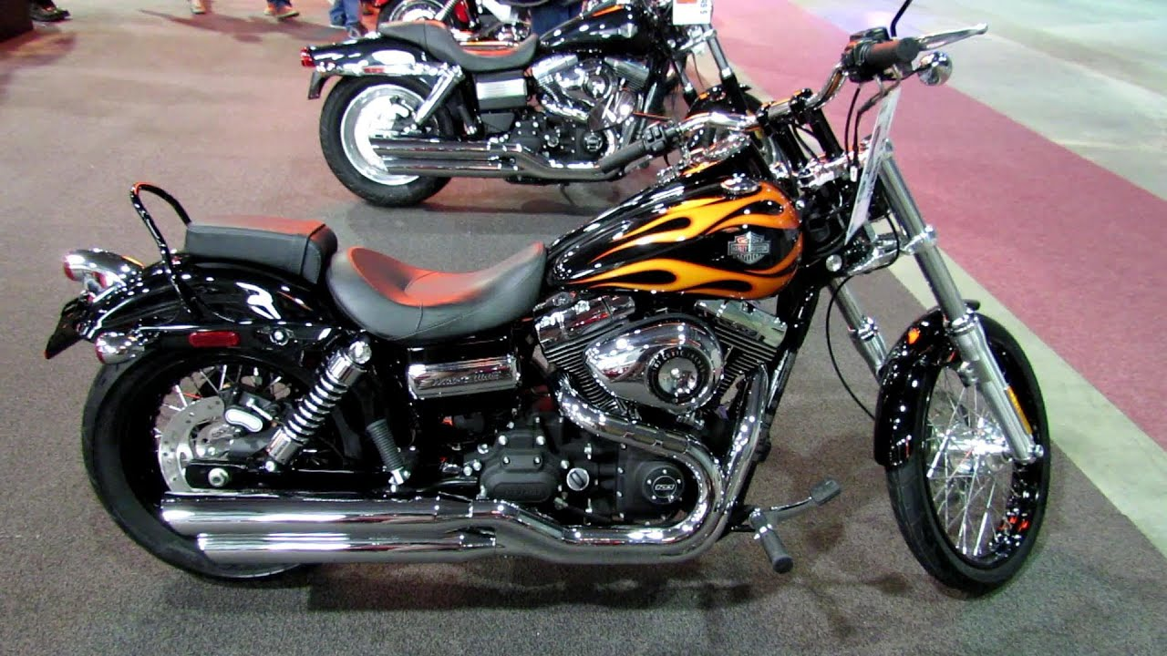 Wide Glide Wallpaper Wide Glide Walkaround