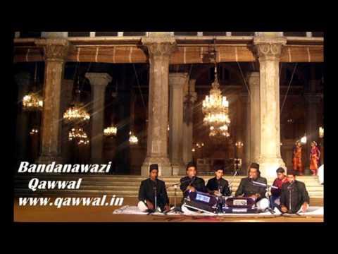 Dama Dam Mast Qalandar Qawwali bandanawazi Qawwal video