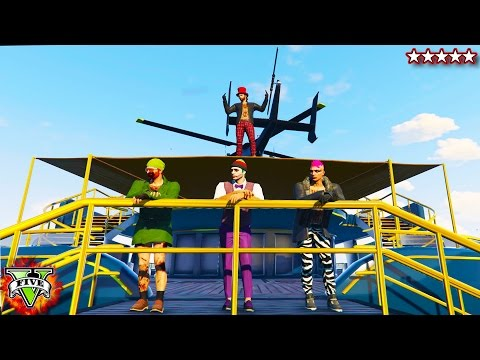 GTA 5 Heist - BIG BANK Job Part 2 - Grand Theft Auto 5 Online - (GTA 5 Heist)