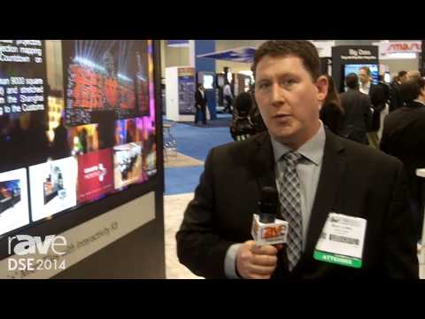 DSE 2014: Christie Showcases 4K MicroTile Interactive Video Wall