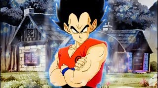 If Vegeta Was Sent To Earth