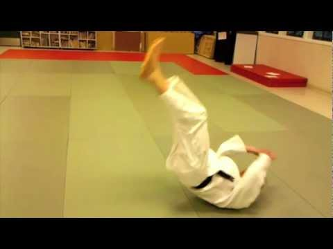 Aikido Ukemi Clinic 3 - back-break fall (koho ukemi) Image 1