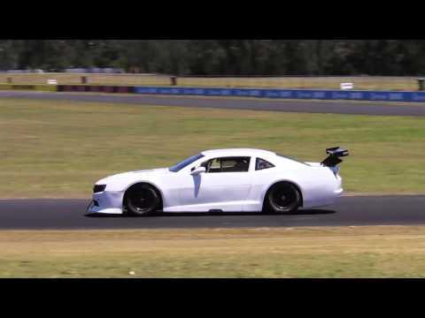 Camaro Sports Sedan Queensland Raceway