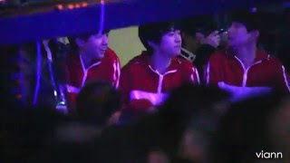 【TFBOYS易烊千玺】Bigbang《Fantastic Baby》台下 易烊千玺变身超嗨小粉丝【Jackson Yi YangQianXi】