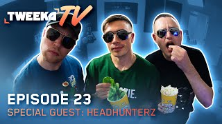 Tweeka TV - Episode 23 (Special Guest: Headhunterz)