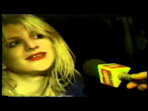 Hole - Interview 1991 (Pretty On The Inside)