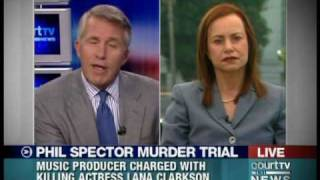 Los Angeles Criminal Defense Lawyer Fay Arfa on Phil Spector Murder Trial on CourtTV.